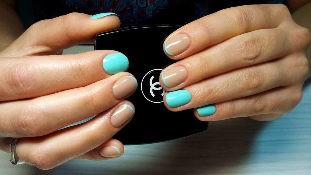 преимущества покрытия цель лаком на короткие ногти