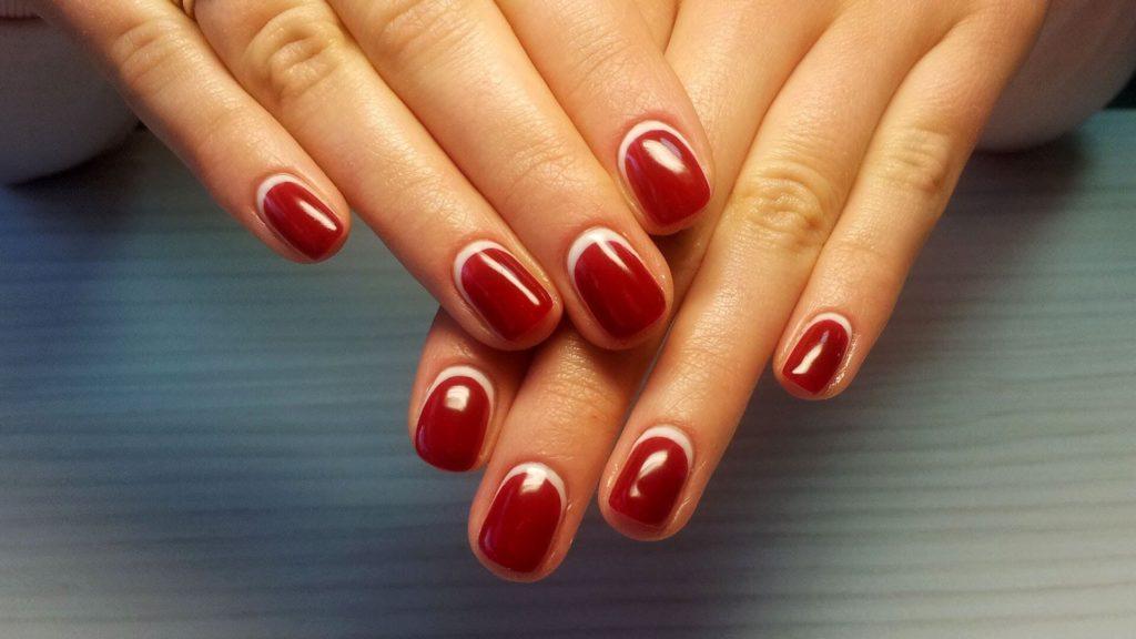 цвета гель лака для коротких ногтей