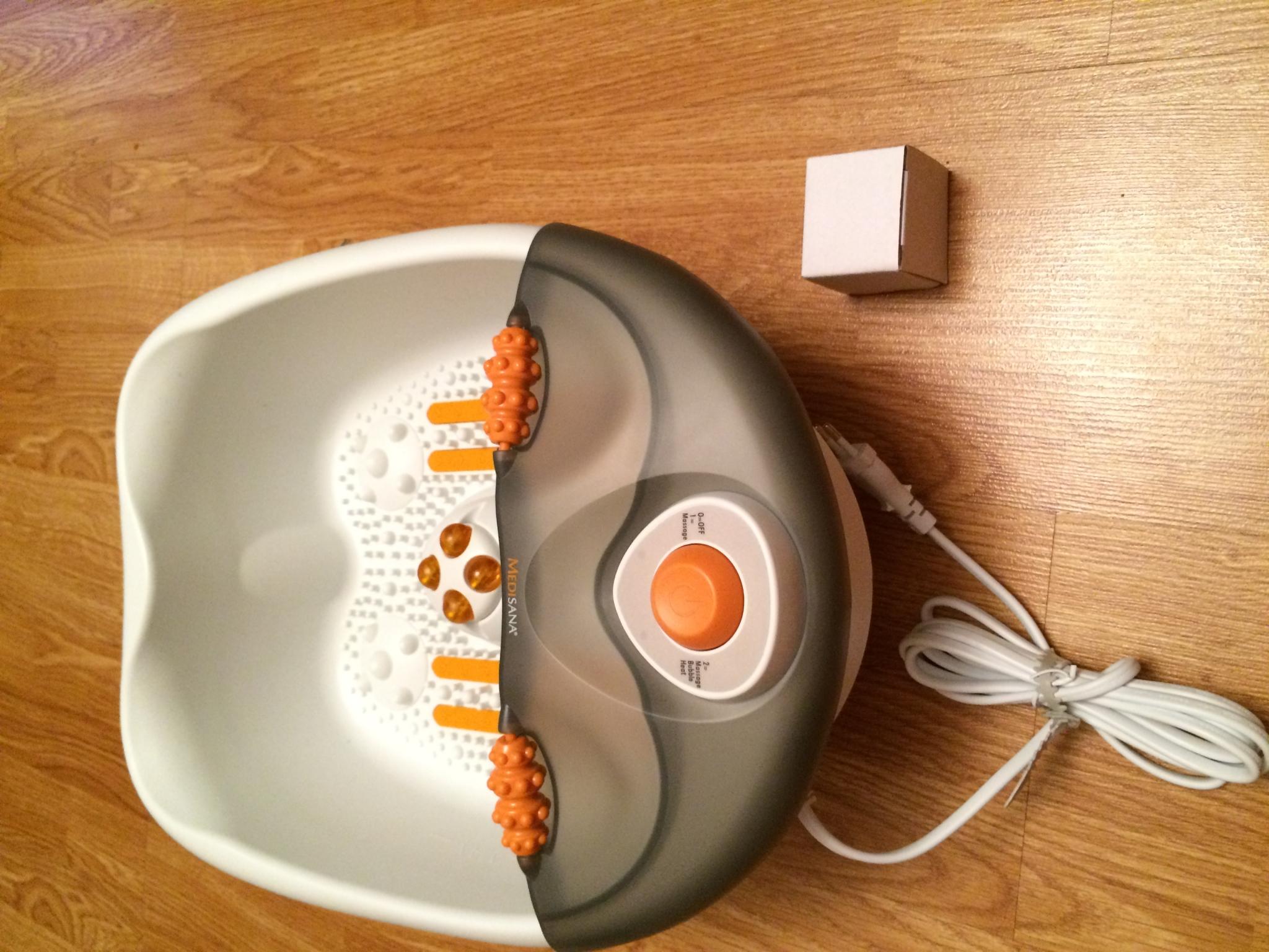 как выбрать ванну для педикюра