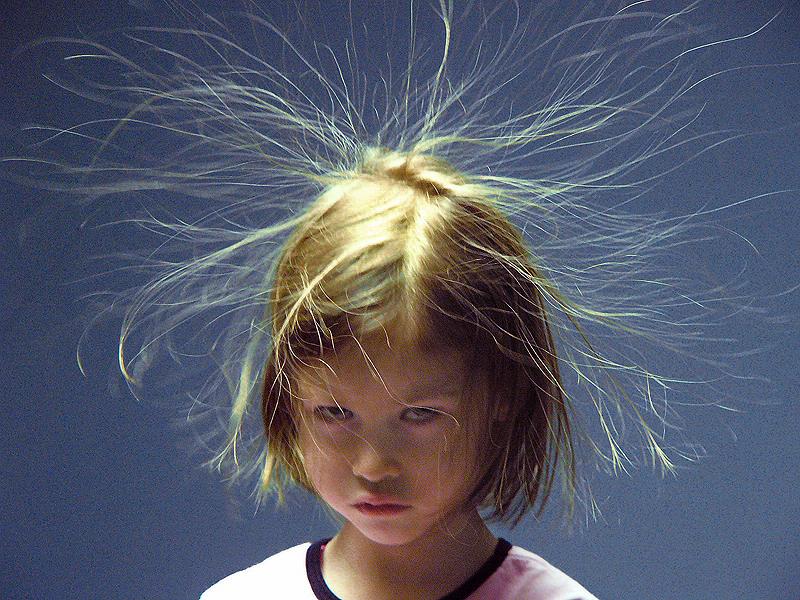 волосы электризуются лечение дома