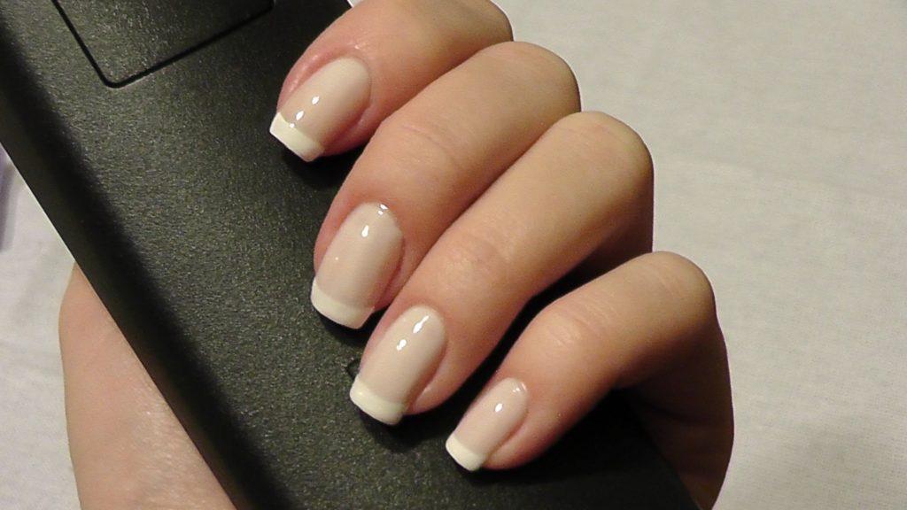 варианты френч маникюра на короткие ногти