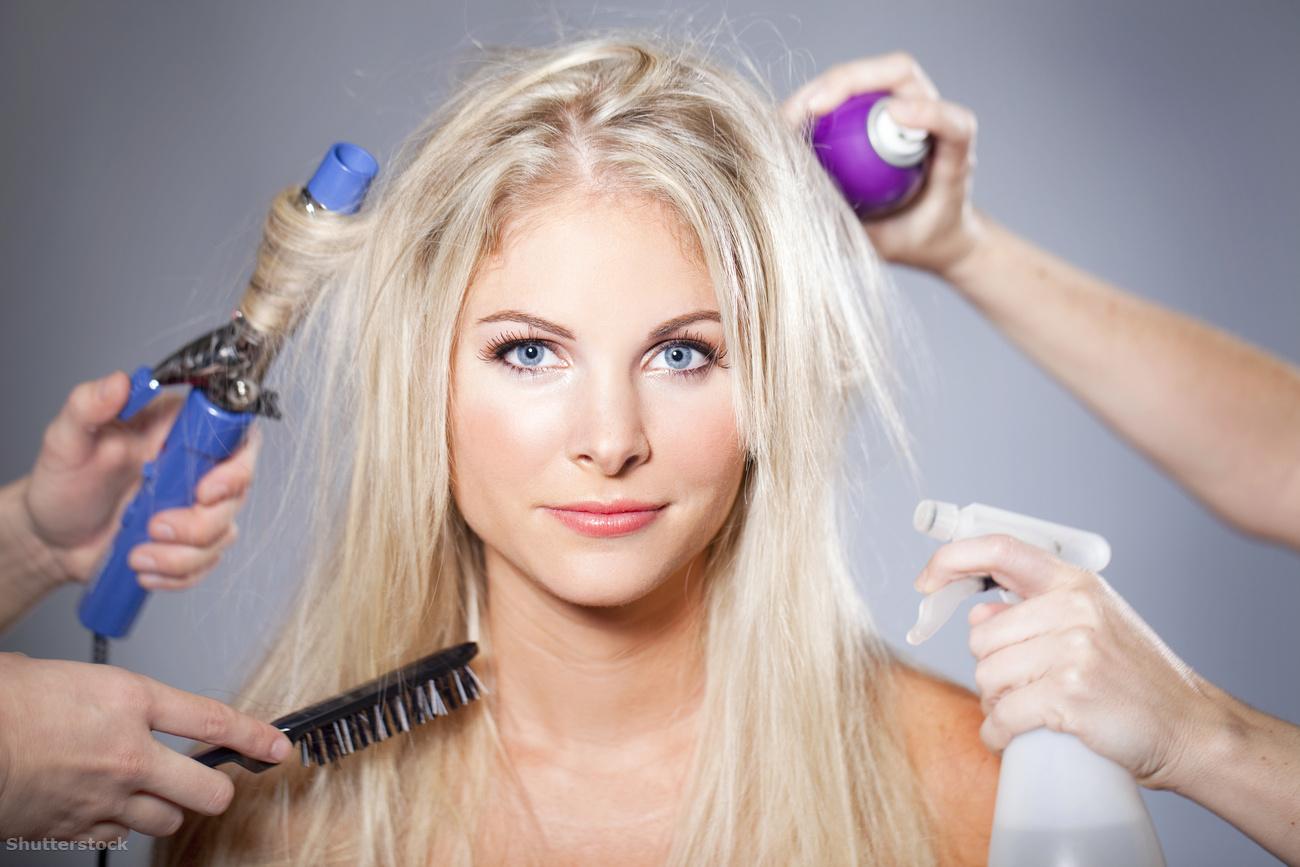 как лечить электризацию волос