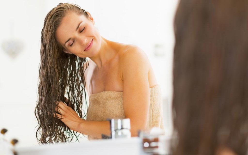 лечение выпадения волос при беременности дома