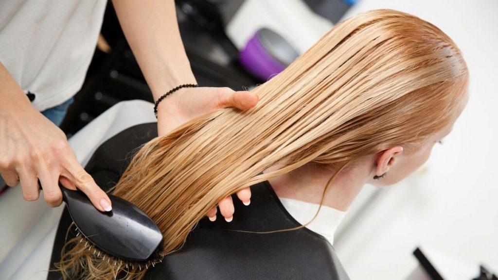 уход за волосами после полировки