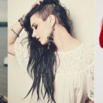 как делать асимметрию на длинные волосы