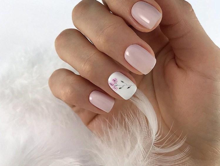 Увеличить форму ногтей